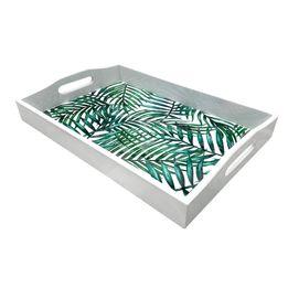 Bandeja-de-madeira-Folhas-verde-e-branca-40-x-27-cm---28003-