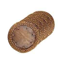 Porta-copo-de-madeira-e-rattan-10-pecas-9-cm---27126