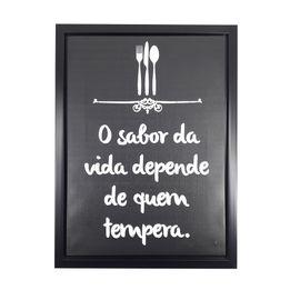 Quadro-decorativo-Sabor-da-Vida-30-x-40-cm---28093-