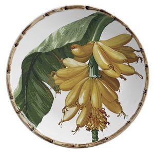 Prato-de-sobremesa-de-ceramica-Banana-Maison-Blanche-20-cm---28238-