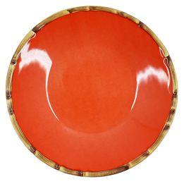 Prato-fundo-de-ceramica-Maison-Blanche-laranja-20-cm---28240