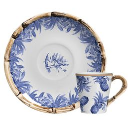 Xicara-de-cafe-de-ceramica-Abacaxi-Maison-Blanche-azul-royal-100-ml---28249