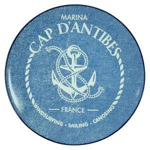 Prato-de-sobremesa-de-ceramica-Marina-Maison-Blanche-azul-claro-20-cm---28279