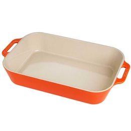 Travessa-de-ceramica-Staub-laranja-27-x-20-cm
