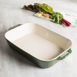 Travessa-de-ceramica-Staub-verde-27-x-20-cm
