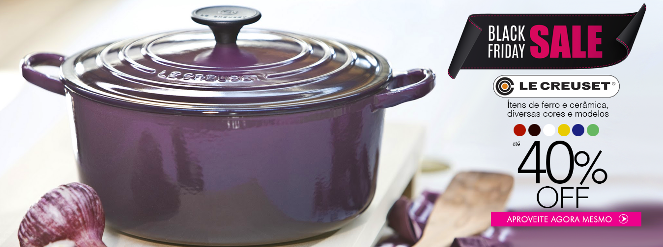 Le Creuset - Black Friday