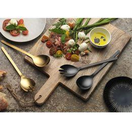 Talher-Elemental-para-saladas-Maxwell---Williams-ouro-2-pecas---28377-