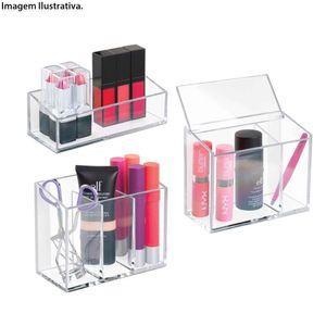 Porta-maquiagem-de-acrilico-InterDesign-3-pecas---28039-