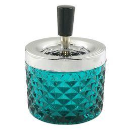 Cinzeiro-de-vidro-Losango-azul-13-x-95-cm---26960-