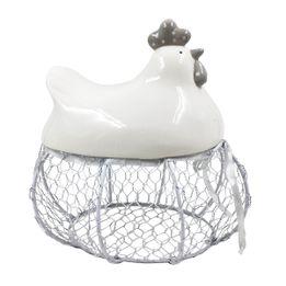 Porta-ovos-de-ceramica-e-metal-poa-galinha-branca-24-x-23-cm---26968-