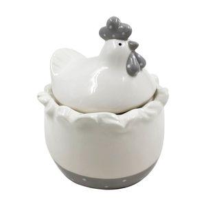 Pote-de-ceramica-galinha-com-tampa-branca-com-poa-17-x-12-cm---26965
