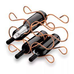 Adega-de-aco-empalhavel-cobre-Future-6-garrafas-–-28559-