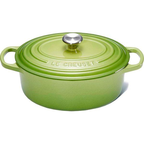 Panela-de-Ferro-Oval-Le-Creuset-Signature-Verde-Palm-31CM-–-28624-