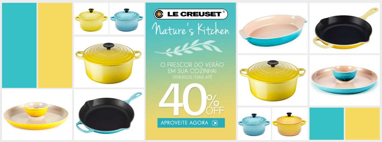 Le Creuset Natural
