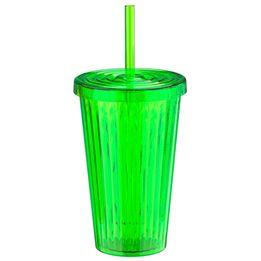 Copo-de-Plastico-Vivid-com-Canudo-Verde-650ML---28815-