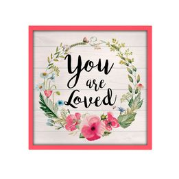 Quadro-Decorativo-de-Madeira-You-Are-Loved-Rosa-15X15CM---26939-