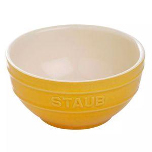 Bowl-de-Ceramica-Staub-Amarelo-Mostarda-17CM---10743