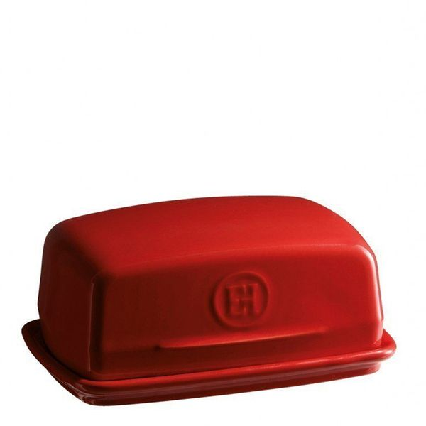 Manteigueira-de-Ceramica-Emile-Henry-Vermelho-17X12X7cm---28906
