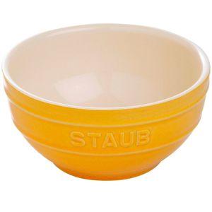 Bowl-de-Ceramica-Staub-Amarelo-400ml---10741