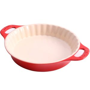 Travessa-de-Ceramica-para-Torta-Staub-Cereja-24-cm---12649