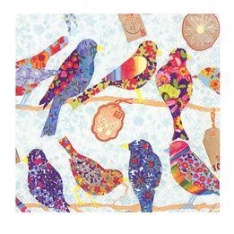 Guardanapo-de-Papel-Bloomy-Birds-20-Unidades-33CM---25993