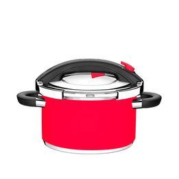Panela-de-Pressao-Tramontina-Presto-Inox-Vermelho-6L---16932