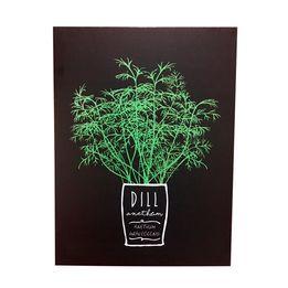 Quadro-Decorativo-Dill-Herbs-40X30---24742
