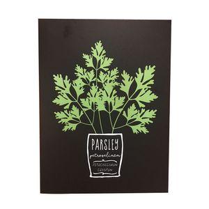 Quadro-Decorativo-Parsley-Herbs-40X30---24744