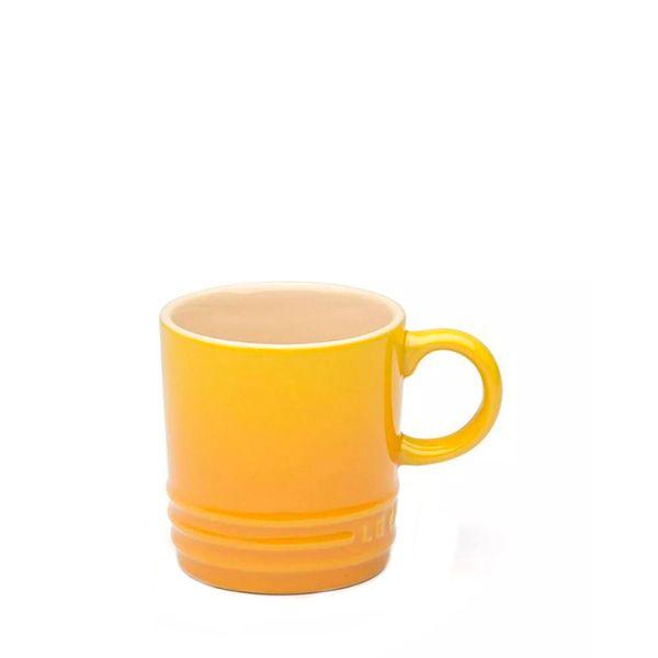 Caneca-de-ceramica-para-cafe-Le-Creuset-amarelo-dijon-100-ml---12681