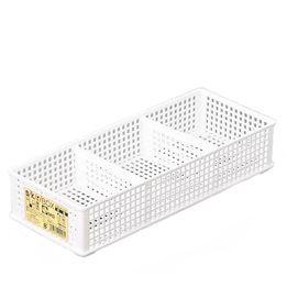 Caixa-Organizadora-com-Divisoria-Branco-30X12X4CM---7023