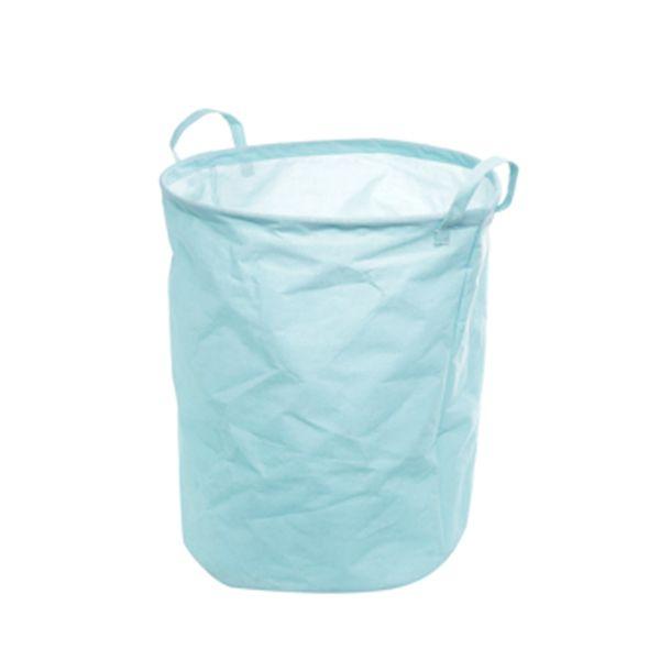 Cesto-de-Roupa-Big-Bag-Verde-Poliestileno-40X50CM---29745
