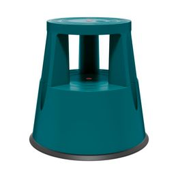 Banqueta-de-Plastico-Verde-42CM---29561