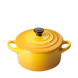 Mini-Cocotte-de-Ceramica-Le-Creuset-Amarelo-Dijon-300ML---103619