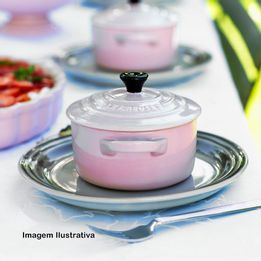 Mini-Cocotte-de-Ceramica-Le-Creuset-Chiffon-Rosa-300ML---104119