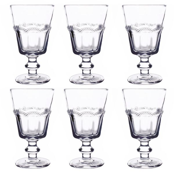 Conjunto-de-Tacas-Clear-Vidro-6-Pecas-180ML---29805