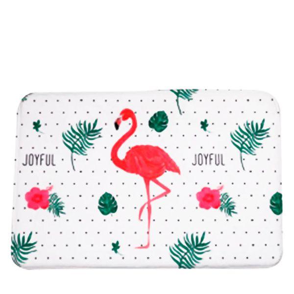 Tapete-Joyful-Flamingo-Poliester-40X60CM---29742