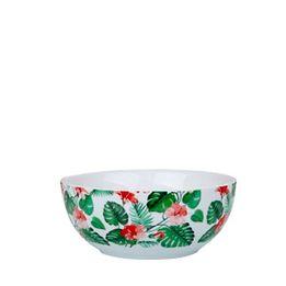 Bowl-Naomi-Porcelana-Flor-Vermelho-14CM---29911