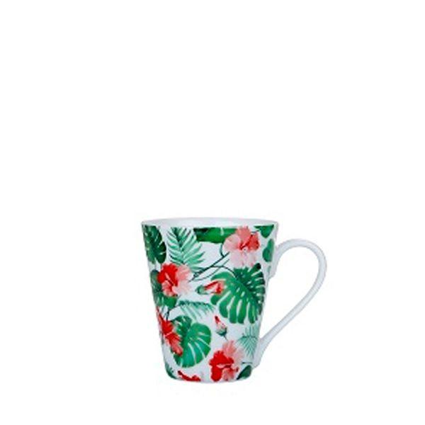 Caneca-Naomi-Porcelana-Flor-Vermelho-330ML---29914