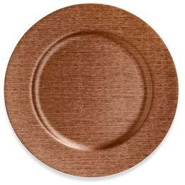 Sousplat-Copa-Cia-Texture-Bronze-Metalizado-36CM---29422