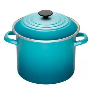 Caldeirao-esmaltado-Stock-Pot-Le-Creuset-azul-caribe-22-cm---16348