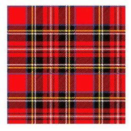 Guardanapo-de-Papel-Scottish-Red-20-Unidades-33CM---26006