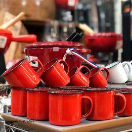Caneca-Agata-Esmaltada-Vermelho-150ML---30080