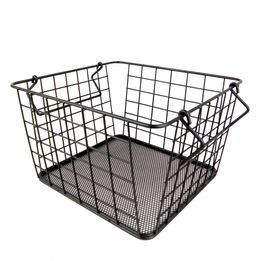 Cesta-Organizadora-Metal-Preto-25X24X15CM---30188