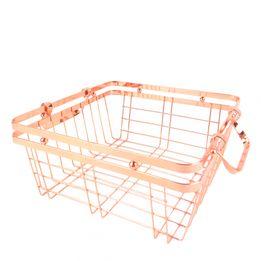 Cesta-Organizadora-Metal-Cobre-25X25X11CM---30184