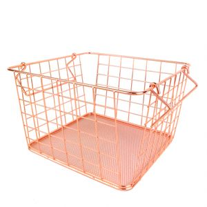 Cesta-Organizadora-Metal-Cobre-25X24X15CM---30187