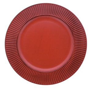 Sousplat-Redondo-Vermelho-33CM---28776