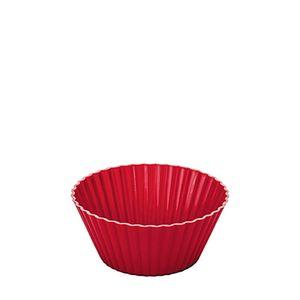 Mini-Forma-de-Silicone-Redonda-Vermelho-12-Pecas-7X3CM---30369