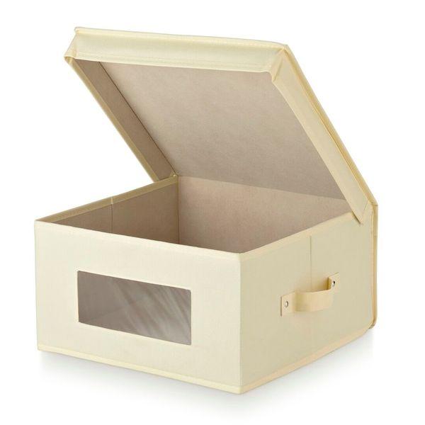 Caixa-Organizadora-Bege-36X36X19CM---30450