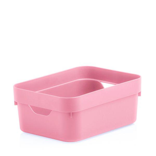Cesta-Organizadora-OU-Cube-Rosa-20X15X9CM---30633