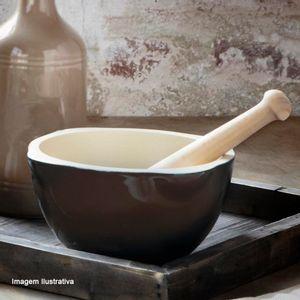 Pilao-Emile-Henry-Ceramica-Preto-14CM---30994